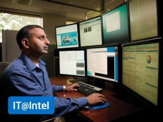 Security Issues in Cloud Computing: an Intel IT Radio Show