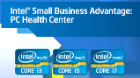 How  to Set up PC Health in Intel® Small Business Advantage